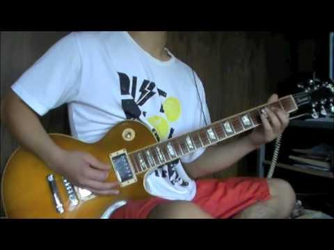 ギター演奏記録#11 SHY BOY / Hi-STANDARD