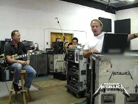 Mission Metallica: Fly on the Wall Clip (July 20, 2008) Thumbnail image