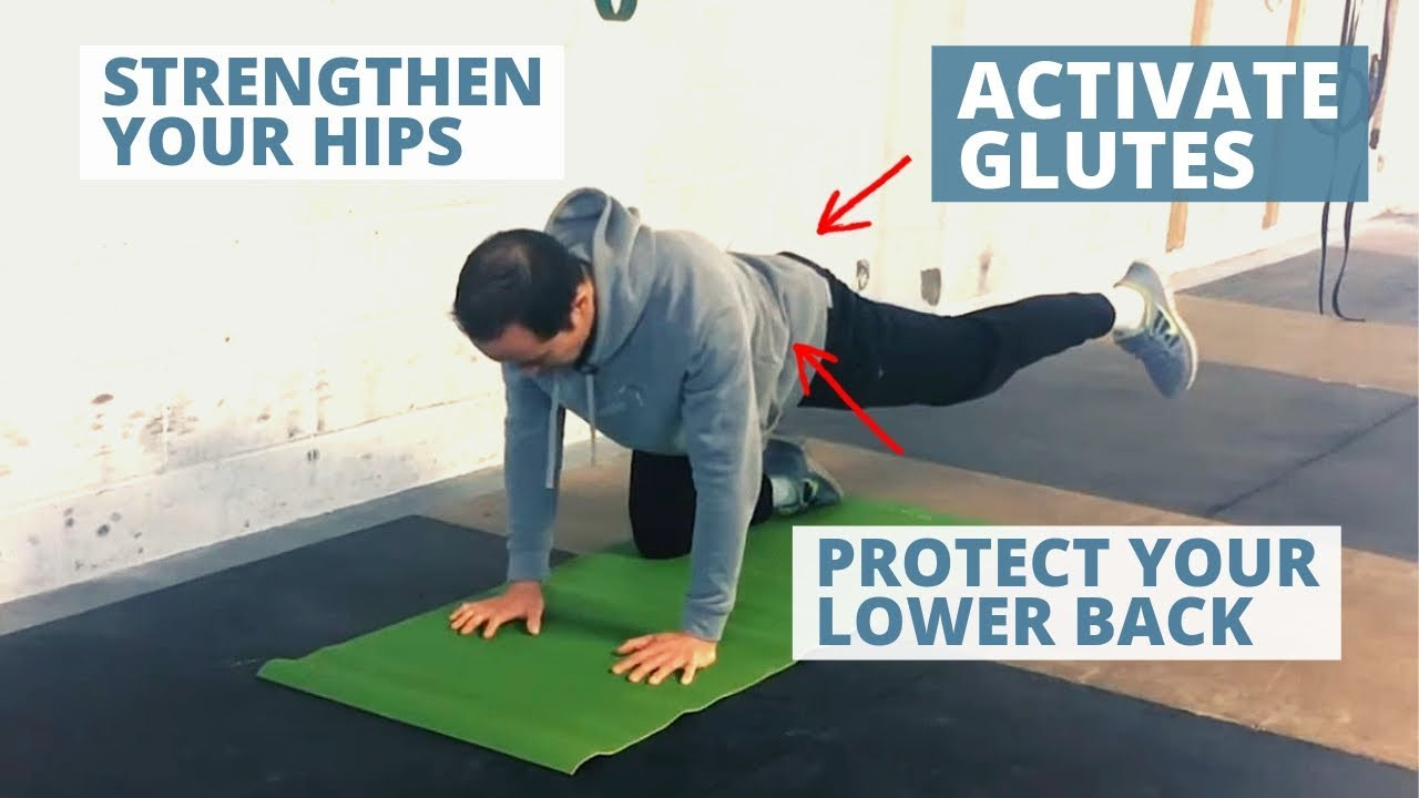 4 Gluteus Medius Exercises for Stronger, Balanced Hips