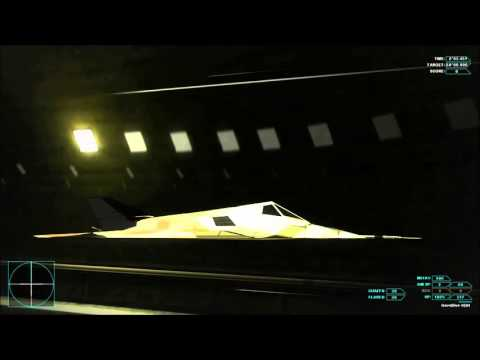 Vector Thrust Challenge Let's Play Episode 18 (Have Blue 1001,Have Blue 1002,Mirage F1_M53,Mir. F1E)