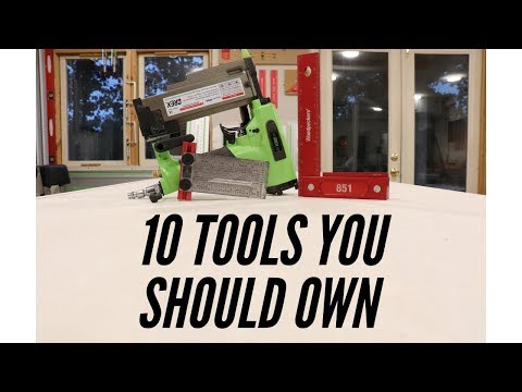 10 Instruments Each Woodworker Ought to Personal