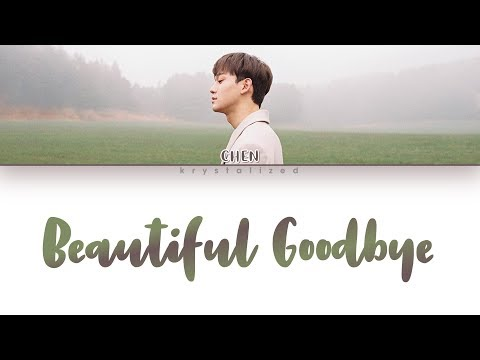 CHEN (첸) 'Beautiful Goodbye (사월이 지나면 우리 헤어져요)' [HAN|ROM|ENG Color Coded Lyrics]