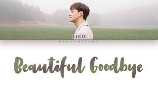 Gambar cover CHEN (첸) 'Beautiful goodbye (사월이 지나면 우리 헤어져요)' [HAN|ROM|ENG Color Coded Lyrics]