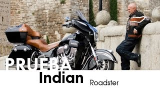 Indian Roadmaster 2015 - videoprueba - español - 2015