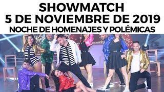 showmatch-programa-05-11-19-noche-de-homenajes-y-polmicas