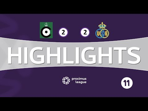 Highlights NL / Cercle - Union / 02/12/2017