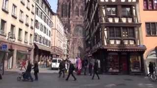 ストラスブールの街を散策してみた(Strasbourg)