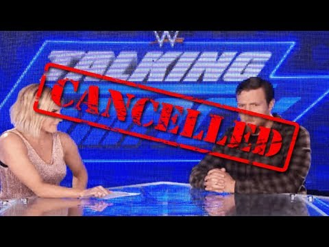 Why WWE Cancelled Talking Smack