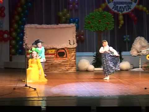 Театр сказка Репка