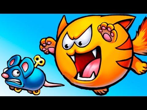 МяуСим #2 - КОТЕНОК ПУРУМЧОНОК - веселая развлекательная мультик игра видео для детей #ПУРУМЧАТА thumbnail
