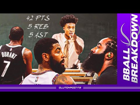 Collin Sexton And Cavs Expose Nets Biggest Weakness In Kyrie's Return To Harden And Durant