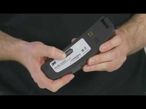 3M Versaflo Powered Air Respirator Kit