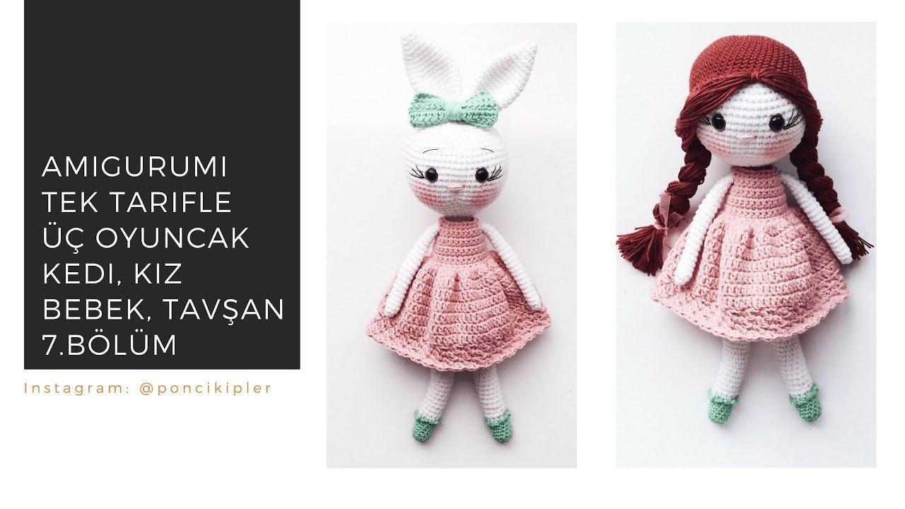 Rusça amigurumi terimleri | Amigurumi modelleri, Örme bebekler | 720x1280