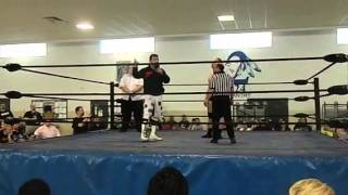 usa pro wrestling chico adams vs matt striker part1
