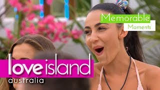 The bike of truth and one boy gets stolen | Love Island Australia 2018