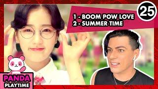 APINK (에이핑크) – 'Boom Pow Love' & 'Summer Time' – MV REAC…