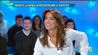 Tagadà - Renzi e la sfida di ricostruire il partito (Puntata 16/01/2017)