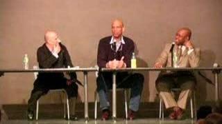 Kareem Abdul-Jabbar at Harlem Speaks