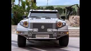 Dartz Prombron ( Комбат Т 98 ): Самый дорогой внедорожник в мире 1,25 миллиона долларов(