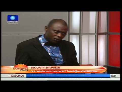 Creation Of Civilian JTF Means Nigerian Military Is Not Capable -- Capt. Aliyu