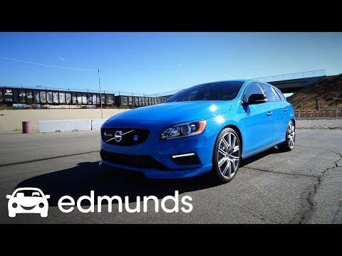2017 Volvo V60 T6 Polestar | Acceleration Test | Edmunds