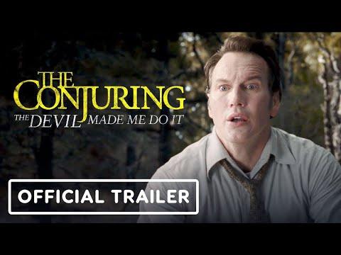 The Conjuring: The Devil Made Me Do It – Official Trailer (2021) Patrick Wilson, Vera Farmiga