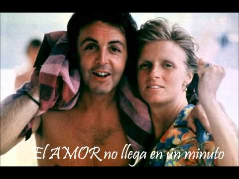 SILLY  LOVE SGS  PAUL McCARTNEY SUBTITULADA