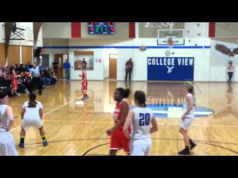 College View Academy vs Andrews Academy 2015