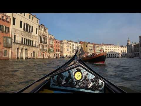 Venice, Italy (Part 2; unedited). AX53 4k.