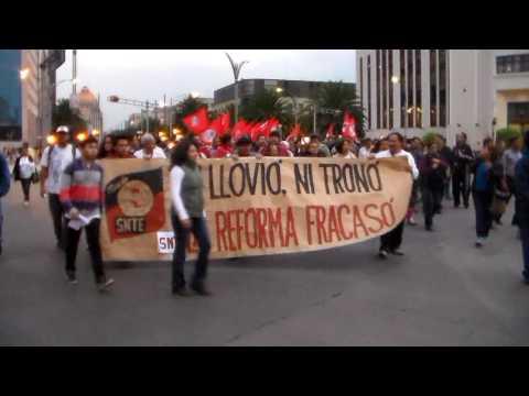 12° Encuentro del Movimiento del Magisterio Democrático Nacional en Xalapa Veracruz