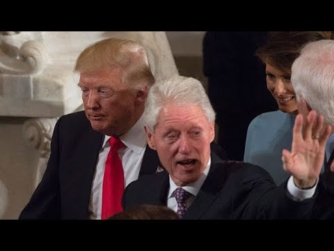 The Epstein Files Has No Donald Trump Or Bill Clinton Smoking Gun, Only Words Exonerating Both