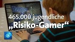 Gaming-Suchtgefahr bei Jugendlichen wächst