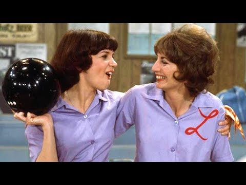 Best Laverne & Shirley Bloopers