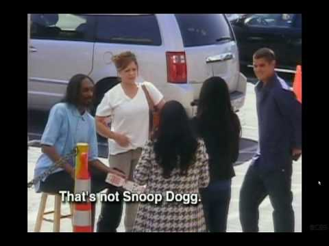 James Burlander - Is That Snoop Dogg? YES IT IS! Snoop Pulls An Epic Parking Attendant Prank