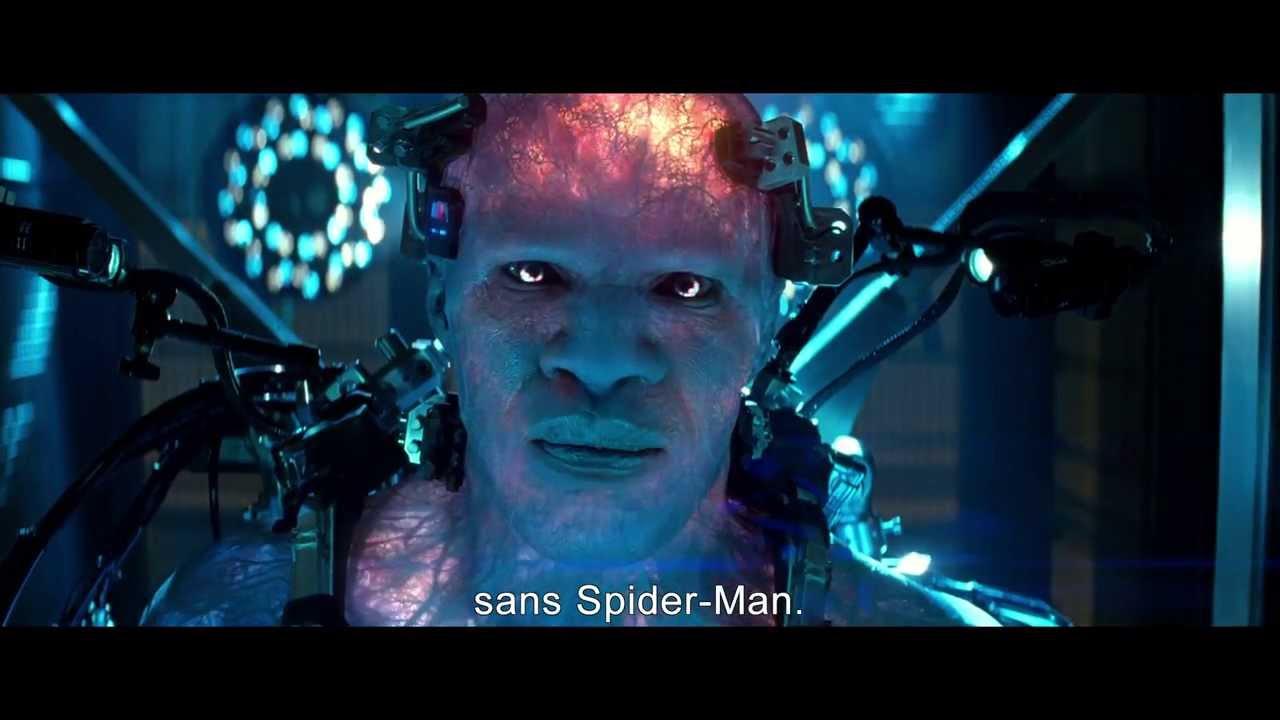 The Amazing Spider-Man : Le Destin d'un Héros - Première bande-annonce VOST