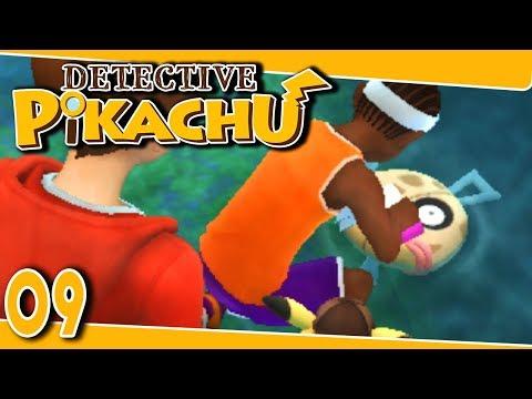 Detective Pikachu Part 9 SECRET PATH Gameplay Walkthrough 3DS
