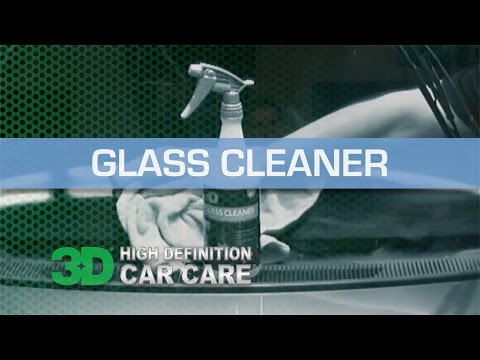 3D Glass Cleaner 901