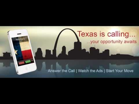 Missouri, Texas is Calling...Your Opportunity Awaits
