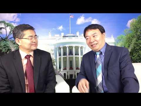访谈王沪宁名下招收的复旦政治学博士邱家军:我为什么逃亡美国?《重磅访谈》