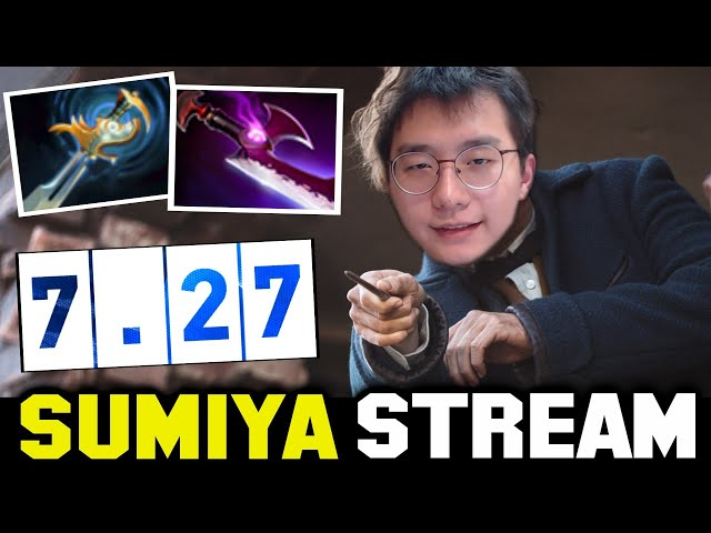 Another Good Item Recommendation in Patch 7.27?   Sumiya Invoker Stream Moment #1561