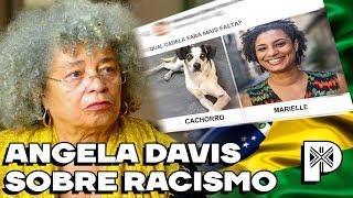 Angela Davis fala sobre o caso Marielle Franco - Canal Preto