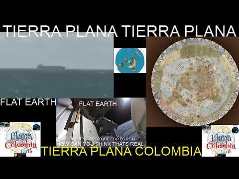 Tierra plana doctrinamiento colombia FLAT EARTH FLAT EARTH thumbnail