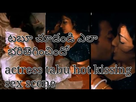 actress tabu hot kiss & sex scene