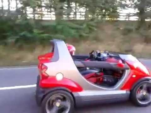 Ferrari Smart Car Youtube