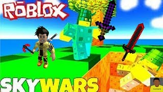 PRO PACK!!! Skywars Roblox edition