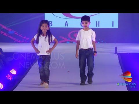 Cute Kids Rampwalk At Leather Fashion Show 2016 | Brand - Bachi