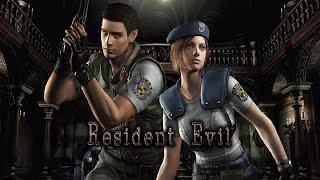 Resident Evil HD Remaster - Spacerkiem Po Rezydencji #1