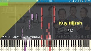 [1.37 MB] Wali - Kuy Hijrah Piano Cover & Tutorial + Lirik