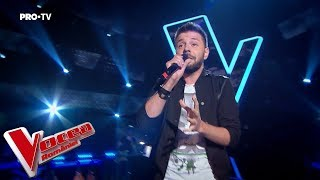 Bogdan Ioan - Earth Song | Blind Auditions | The Voice of Romania 2018