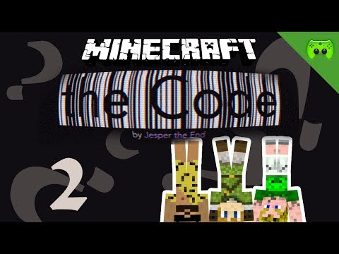 MINECRAFT Adventure Map # 2 - The Code «» Let's Play Minecraft Together | HD